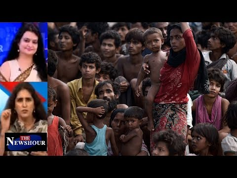 Rohingya Immigration Divide: Tolerance Vs Terror? - The Newshour Debate (8th September)