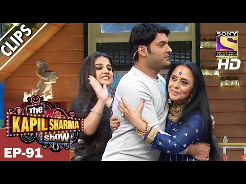 Kapil Welcomes Vidya Balan & the Begum Jaan Girls to The Show -The Kapil Sharma Show - 19th Mar 2017