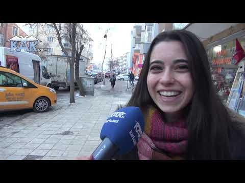Erzurum'da Vatandaşlar Yılbaşı İçin  Ne Dediler...