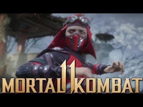 Mortal Kombat 11 - All Skarlet Intro Dialogues (Early Build Access) 1080p HD thumbnail