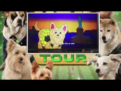 Pup Star: World Tour Intro (Swedish Subtitles)