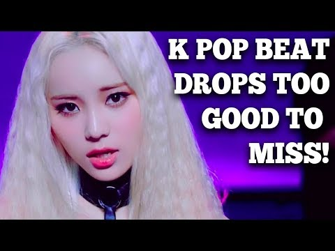 K Pop Beat Drops To Good To Miss!