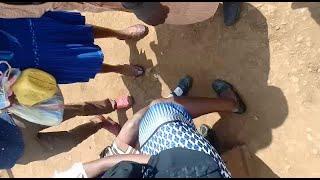 Shocking Video Of Drunk Kenyan High School Girl On Opening Day