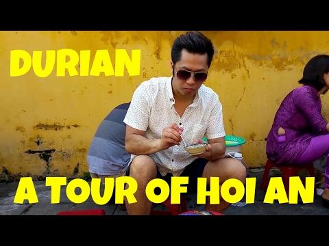HOI AN STREET FOOD NIGHT MARKET TOUR VIETNAM