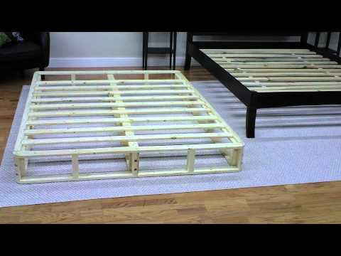 sleep options instant shippable foundation available at - Sleepys Bed Frame