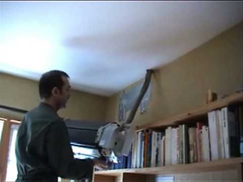 installation pompe a chaleur air air - youtube