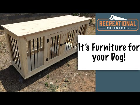 Double Dog Kennel - YouTube