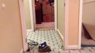 How to seam carpet. Teppo Interiors; Carpet Installation; seaming finished. Feb 24, 2014Feb 24, 2014