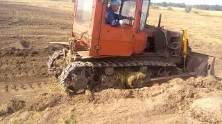 Дт 75 разработка заброшенных земель