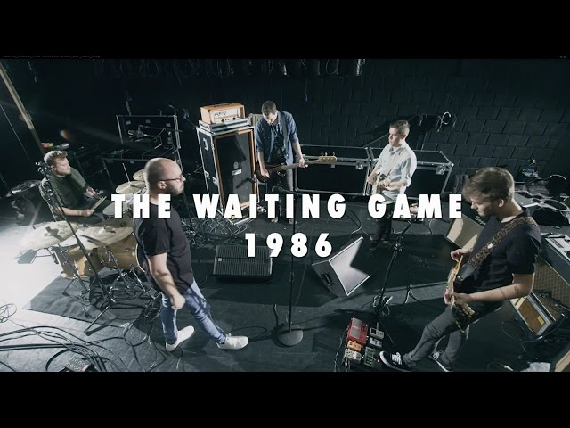 The Waiting Game - 1986 - live session