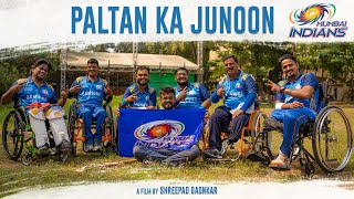 Mumbai Indians | Paltan ka Junoon | Inspirational Video | IPL 2020
