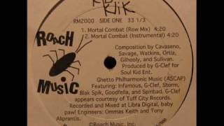Soul Kid Klik-Mortal Combat (Instrumental)