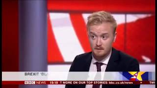 James Rothwell Daily Telegraph Brexit Correspondent on Brexit