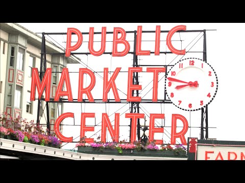 Pike Place Market | S4 E4 | Sounds by the Sound