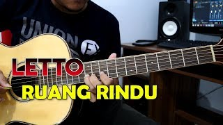 [760.70 KB] Letto - Ruang Rindu Cover Guitar Melodi By Sobat P