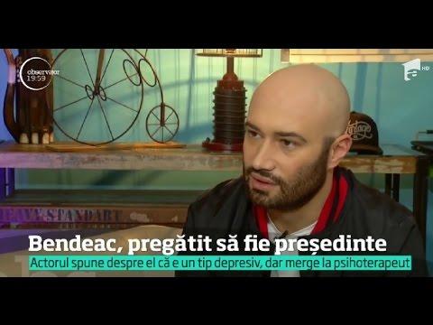 Interviu spumos cu Mihai Bendeac. Cel mai versatil personaj din showbizul românesc