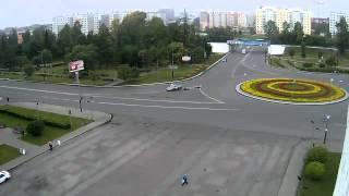 Авария в Кемеровской области 05 09 2014
