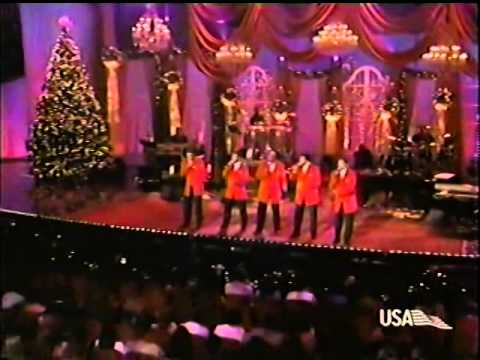 The Temptations - Motown Christmas (2002) - YouTube