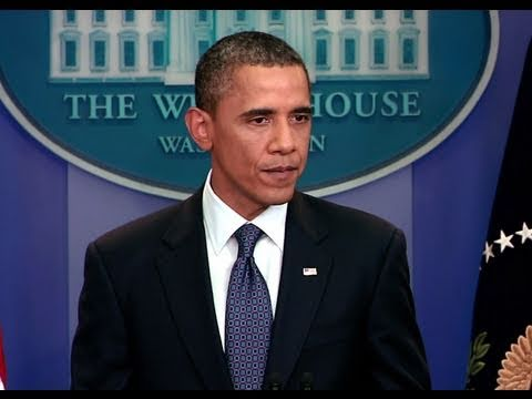 President Obama Speaks on Deficit Negotiations