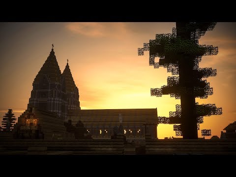 Minecraft Extreme Graphics Cinematic - Robobo's Shaders V7