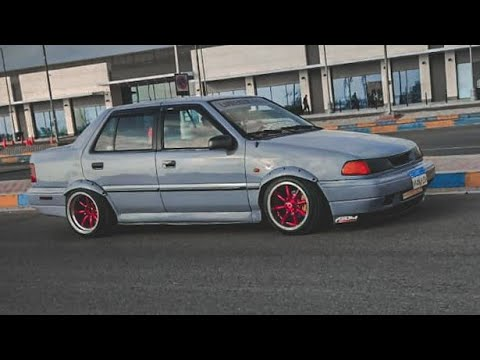 Hyundai Excel | Stance | The Most Beautiful Hyundai Excel In Egypt