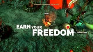 Drakensang Online Gameplay