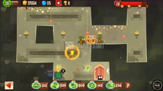96. King of Thieves Base Layout 96 Solution