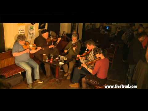 Traveller's Rest Clip 3 - Traditional Irish Music from LiveTrad.com