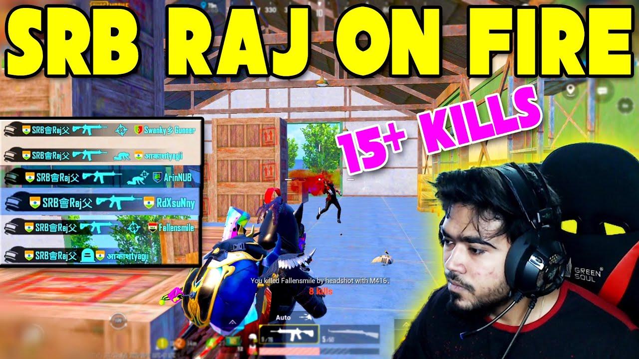 Old SRB Raj is Back - Back to Back Squad wipes    15+ Vera Mari Kills