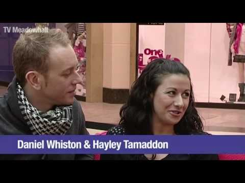 2010  Hayley Tamaddon and Daniel Whiston