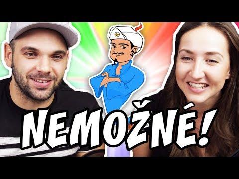 JAK TO MOHL UHÁDNOUT!? | Pedro a Anička