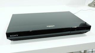 Sony UBP-X700 4K Blu-ray Media Player Review