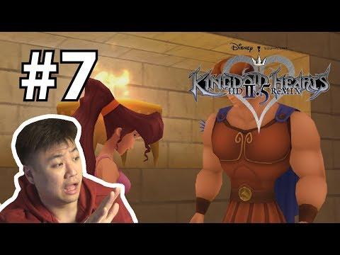 HERCULES UDAH HARUS PENSIUN !! - Kingdom Hearts 2 [Indonesia] PS4 #7