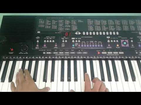 Como tocar Yo te busco en piano fácil - Marcos Witt
