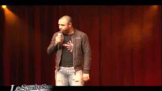 Sambashow - Hocine Humoriste - Saison 3 - Au cabaret Sauvage