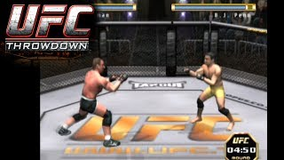 UFC: Throwdown ... (PS2)