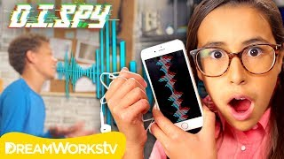 How to Eavesdrop with Your Phone! (DIY Phone Bug) | D.I.SPY
