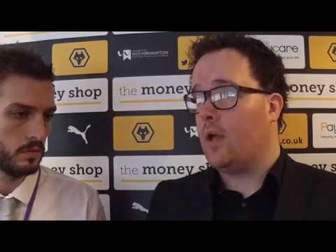 Tim Spiers and Luke Hatfield discuss Nuno unveiling