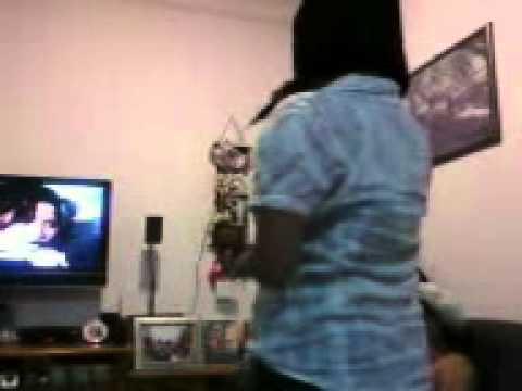Judy Fay Harry karaoke Nicky Astria's Mengapa.3gp