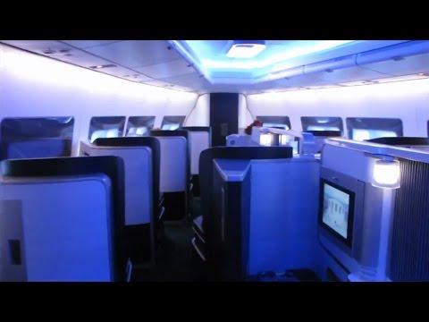 [Flight Report] BRITISH AIRWAYS | London ✈ Houston | Boeing 747-400 | First