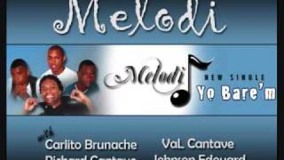 Gambar cover Yo bare'm by Melodi
