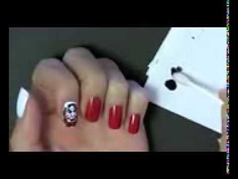 Nails Art Victoria 2015 Nail Art Designs No42 Horror Movie