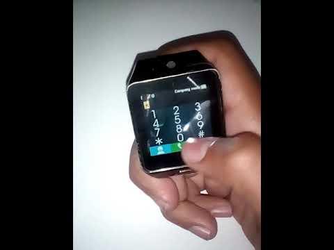 Games Installed On Dzo9 Smartwatch Fake