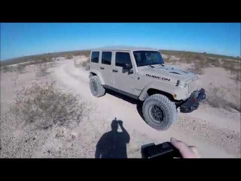 Mopar 2 inch lift kit, One of the best for your JKU. - YouTube