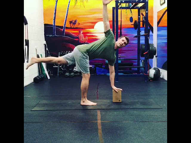 Deep stretches and postures 2017