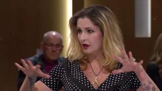 Klipp från SVT Opinion Live 2017-02-23. Katerina Janouch, Anders Li...