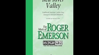 Red River Valley (SAB Choir) - Arranged by Roger Emerson
