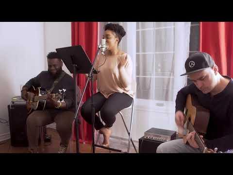 Heard A Word - Michelle Williams Acoustic Version feat: julie laguerre ,philippe lallier
