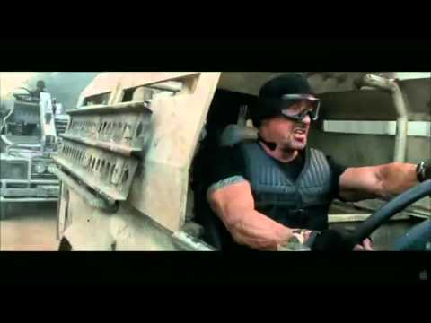 The Expendables 2   Behind the Scenes Featurette HD