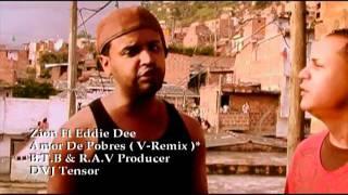 Zion Ft Eddie Dee - Amor de pobre (Prod. David Marley)